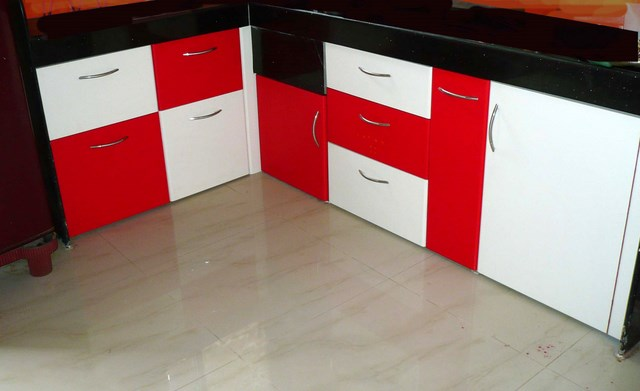 Kala kitchens kitchens for Kitchen trolley design